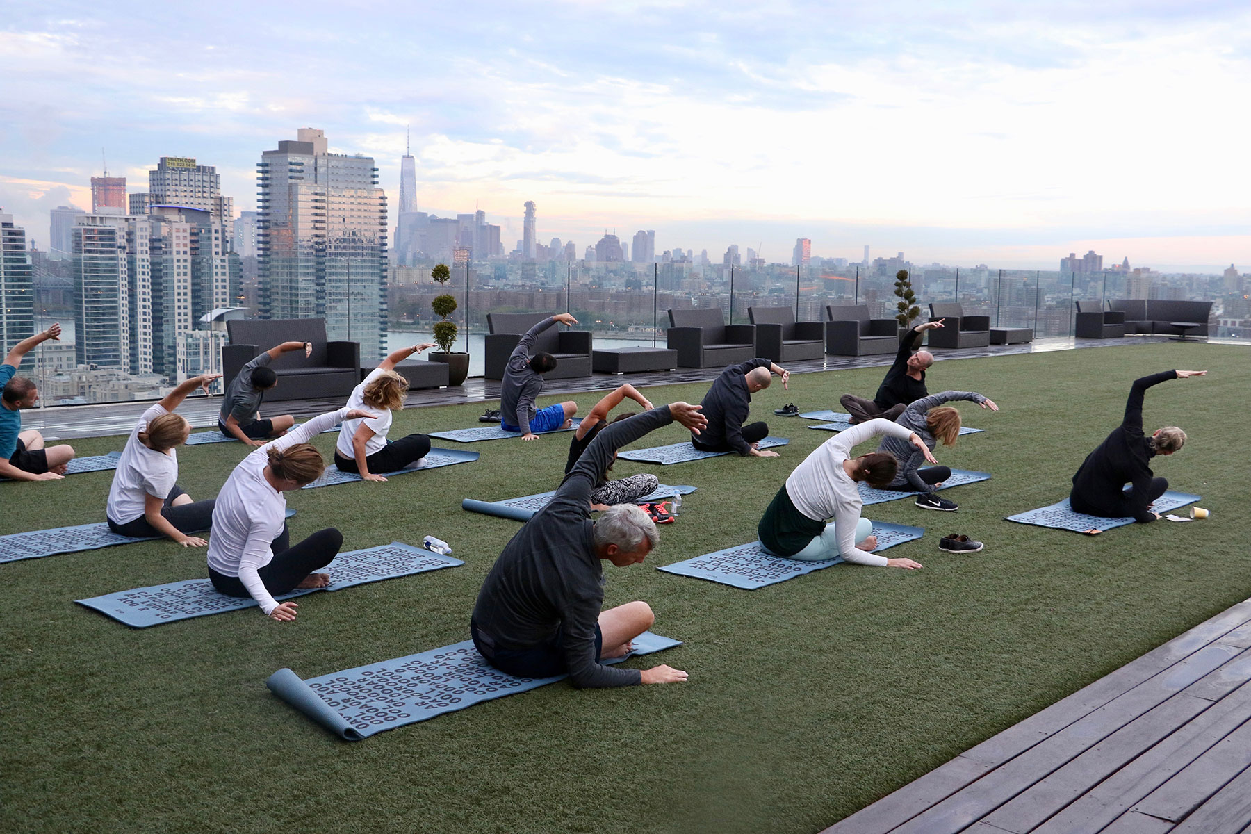 YogaontheRoof