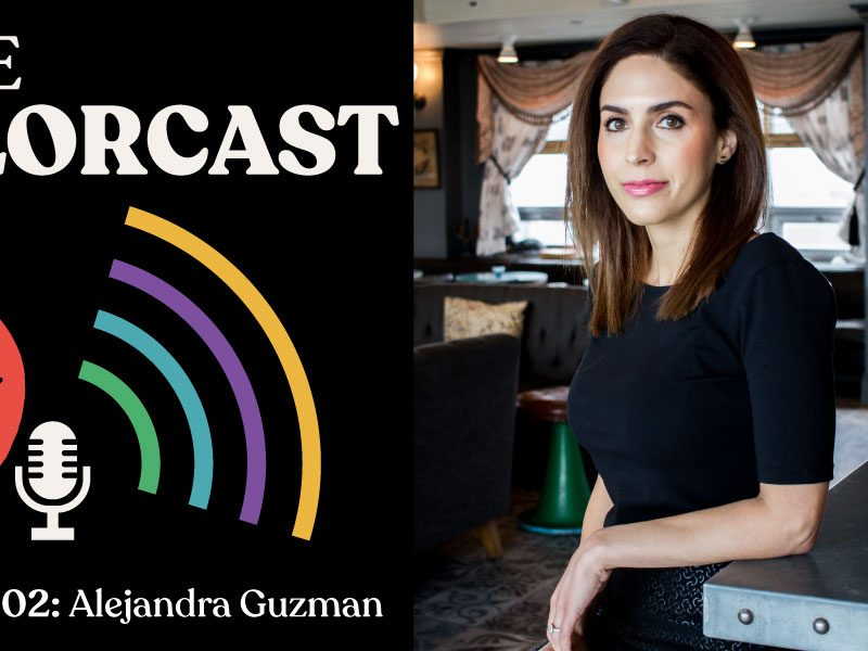 INDIE COLORCAST 002: Alejandra Guzman — Sustainability & Equity in Diversity