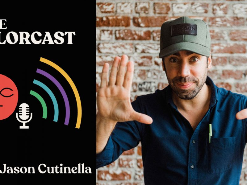INDIE COLORCAST 001: Jason Cutinella — Storytelling Through Long-Form Content